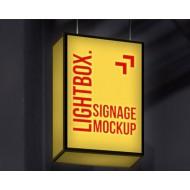 Backlit Lightbox Graphics