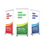 Pull Up Banner Stands STANDARD